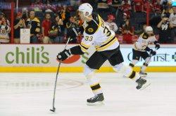 Washington Capitals vs Boston Bruins in Washington