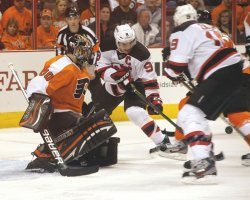 New Jersey Devils-Philadelphia Flyers 2nd round playoffs