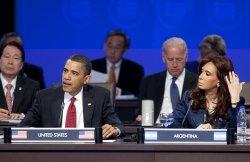 U.S. President Barack Obama hosts the Nuclear Security Summit in Washington