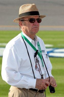 NASCAR Nationwide series Camping World 300 qualifying at Daytona Beach