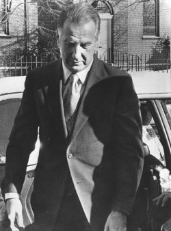Spiro T. Agnew faces disciplinary action in court