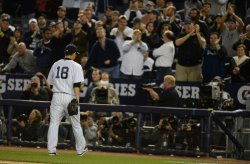 ALCS Detroit Tigers at New York Yankees Game Two