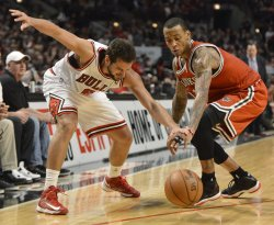 Milwaukee Bucks vs. Chicago Bulls