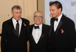 Scorsese given the Cecil B, DeMille Award at the 67th annual Golden Globe Awards