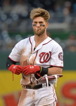 Nationals' Bryce Harper