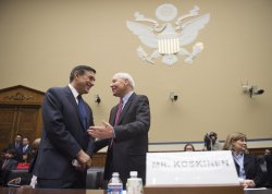 IRS Commissioner John Koskinen testifies in Washington, D.C.