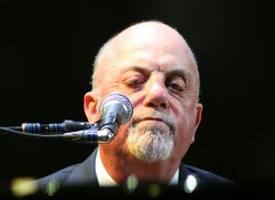 Billy Joel performs in concert in Florida