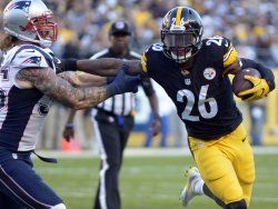 Pittsburgh Steelers Le'Veon Bell in Pittsburgh