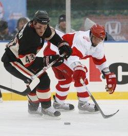 2009 NHL Winter Classic Detroit Red Wings vs. Chicago Blackhawks