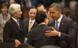 The APEC Summit Continues in Hawaii