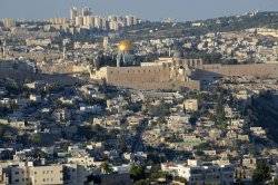 An Overview Of Jerusalem's Old City and Silwan