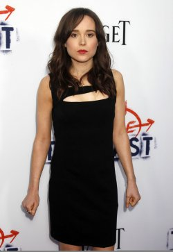 "Ellen Page attends ""The East"" premiere in Los Angeles"