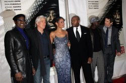 "The Cast arrives at ""Brooklyn's Finest"" Premiere in New York"