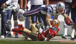 San Francisco 49ers vs New England Patriots