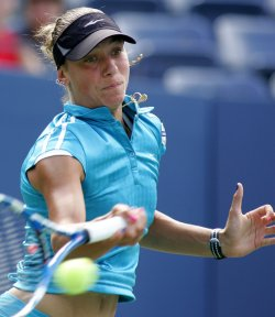 Wickmayer takes on Bondarenko in quarter-final match at the US Open Tennis Championship in New York
