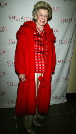 Stella Adler Studio Benefit Gala in New York