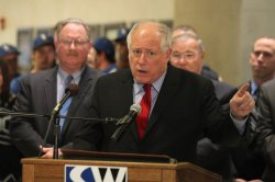 Illinois Governor visits Southwestern Illinois College