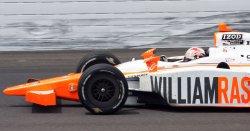 Dan Wheldon Wins the Indy 500