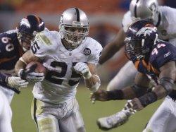 NFL Denver Broncos host Oakland Raiders