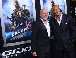"""G.I Joe: Retaliation"" premiere at the TCL Chinese Theatre in Los Angeles"