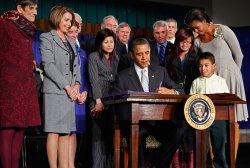 President, Mrs. Obama Speak At Healthy, Hunger-Free Kids Act Signing in Washington