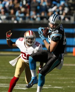 Carolina Panthers vs. San Francisco 49ers