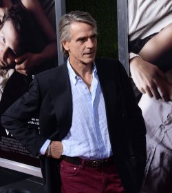 """Jeremy Irons attends """"The Words"""" premiere in Los Angeles"""