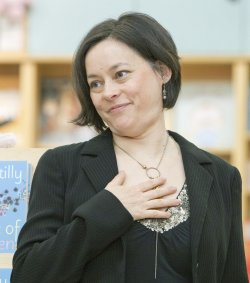 Actress Meg Tilly reads from her new childrens book in Vancouver