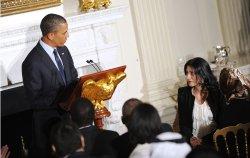 President Obama hosts an Iftar dinner celebrating Ramadan IN WASHINGTON