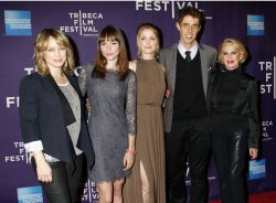 "The Cast arrives for the Tribeca Film Festival Premiere of ""Free Samples"" in New York"