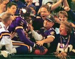 Green Bay Packers at Minnesota Vikings