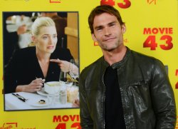 "Seann William Scott attends the ""Movie 43'"" premiere in Los Angeles"