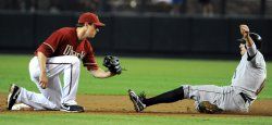 MLB-Houston Astros at Arizona Diamondbacks