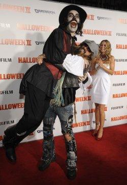 """Premiere of """"Halloween II"""" held in Los Angeles"""