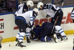 Winnipeg Jets vs St. Louis Blues