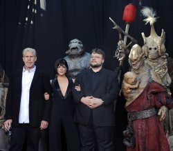 """Hellboy II: The Golden Army"" premieres in Los Angeles"