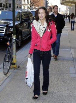 Duke University freshman Belle Knox in New York