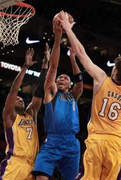 NBA LAKERS VS MAVERICKS SEMIFINALS