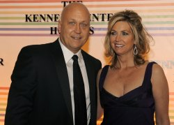 Cal Ripken and wife Kelly attend 2011 Kennedy Center Honors in Washington DC