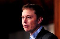 SpaceX CEO Elon Musk speaks in Washington
