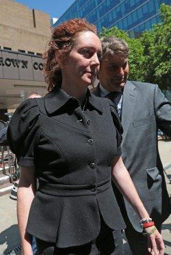 Rebekah Brooks at Sothwark Crown Court for Coruption Hearing