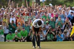 Bubba Watson wins the 2014 Masters