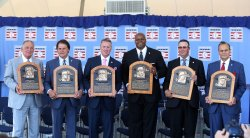 National Baseball Hall of Fame Induction week