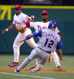 Toronto Blue Jays at Philadelphia Phillies