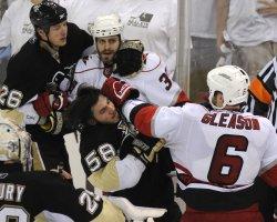Pittsburgh Penguins vs Carolina Hurricanes