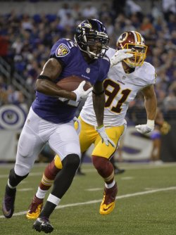 Washington Redskins vs. Baltimore Ravens