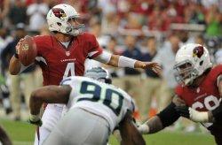 Kolb throws game winning touchdown pass in Arizona
