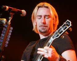 Nickelback performs in concert in California