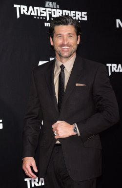 "Patrick Dempsey arrives for the ""Transformers: Dark of the Moon"" premiere in New York"