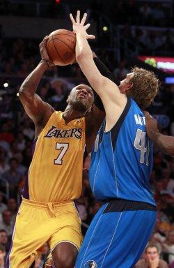 NBA LAKERS VS MAVERICKS SEMIFINALS